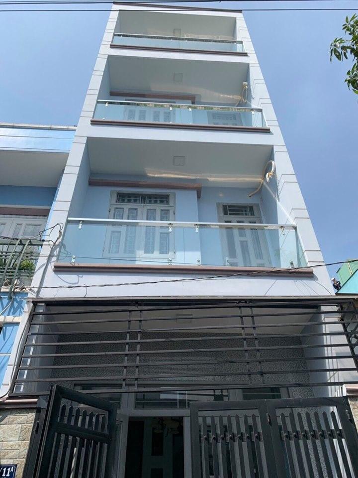 Nhà bán Bình Tân