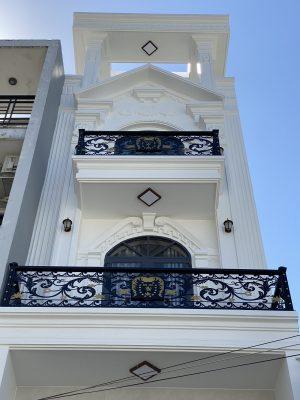 Nhà đường Lê Văn Qưới