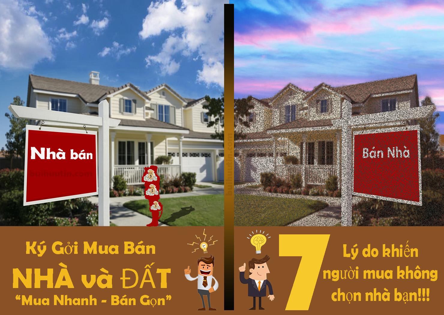 7 cách bán nhà nhanh