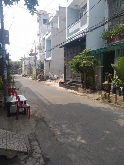 Đất bán đường Hương Lộ 2