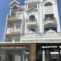 Nhà bán mặt tiền đường Bình Trị Đông