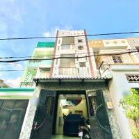 Nhà bán đường Bình Trị Đông