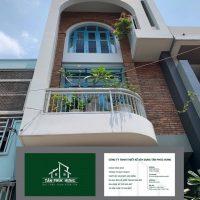 Nhà bán đường Lê Văn Qưới