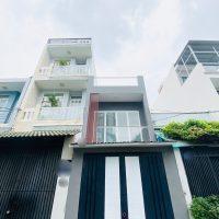 Nhà mặt tiền đường Dương Tự Quán