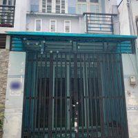 Nhà bán đường Gò Xoài