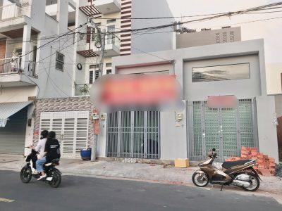 Nhà bán mặt tiền Lê Văn Qưới